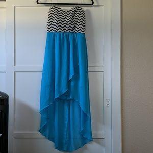 Cute Hi-Low Dress